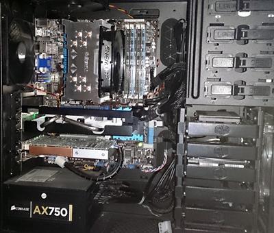 パソコン 内部