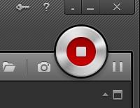 停止ボタン