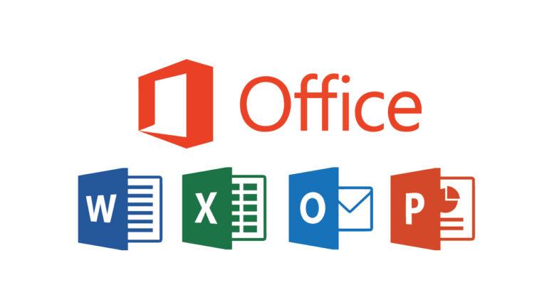 Microsoft Office のロゴ画像