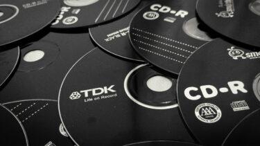 CD,DVD,BD – R,RW,ROMなど 3つの光学ディスクと規格の違い