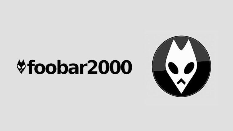 foobar2000 のロゴ画像